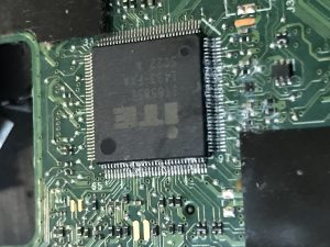 Laptop Sıvı Teması Seyhan Laptop Tamiri