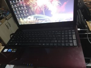 Laptop Ekran Onarımı